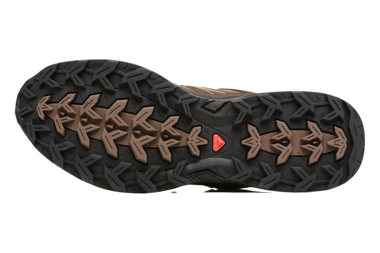 Chaussures de sport Salomon X Ultra Ltr Marron vue haut