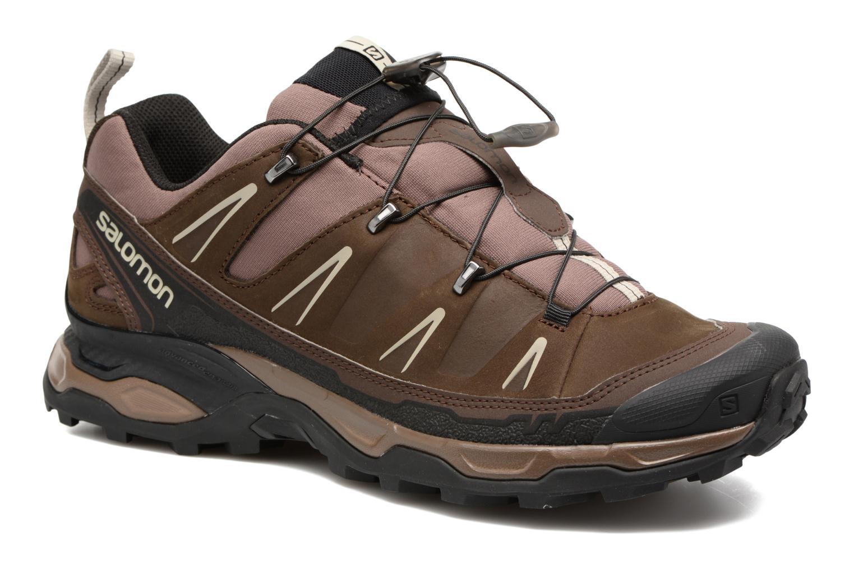Chaussures de sport Salomon X Ultra Ltr Marron vue détail/paire