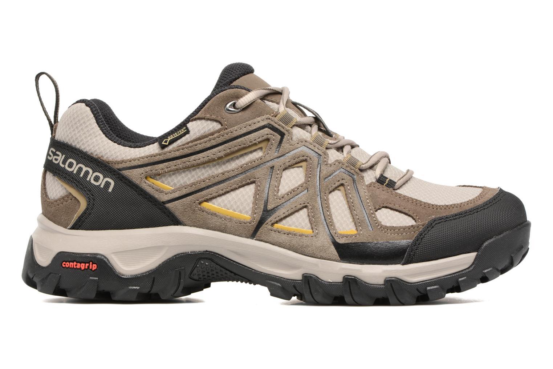 Chaussures de sport Salomon Evasion 2 Gtx Gris vue derrière