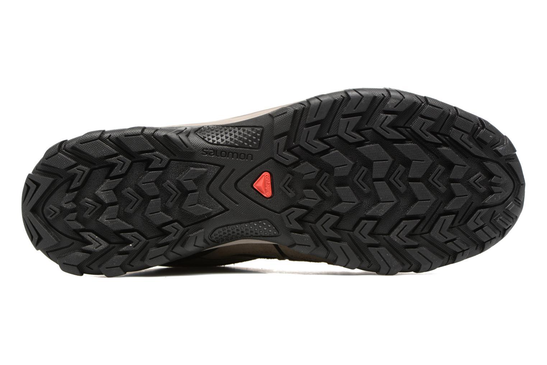 Chaussures de sport Salomon Evasion 2 Gtx Gris vue haut