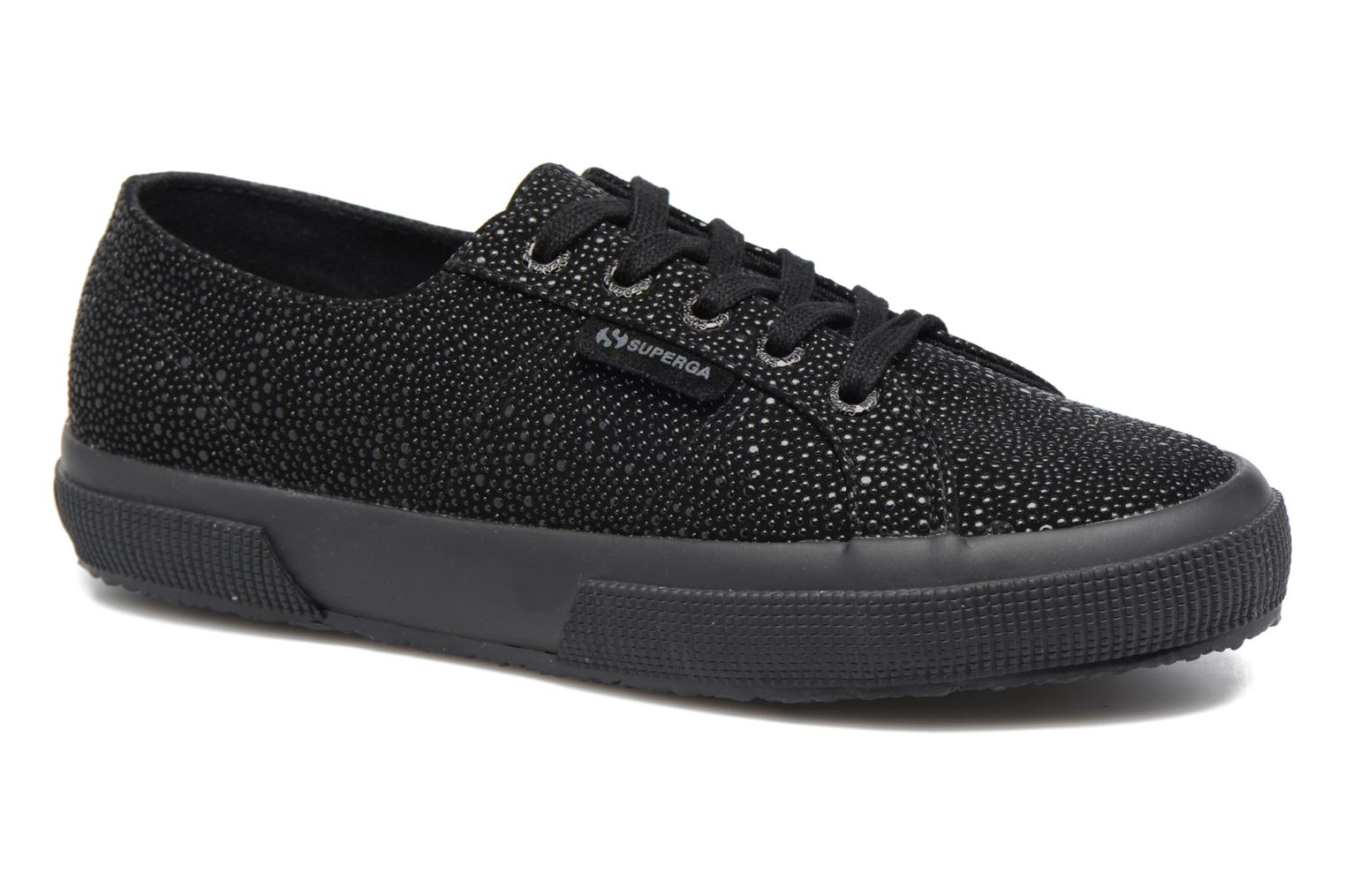 Marques Chaussure femme Superga femme 2750 Synrazza W Total Black