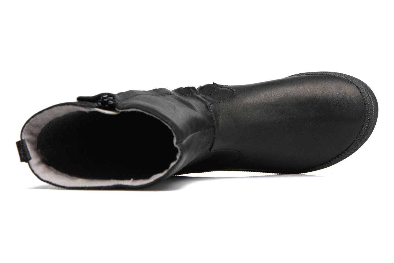 Bottes Minibel Nina Noir vue gauche