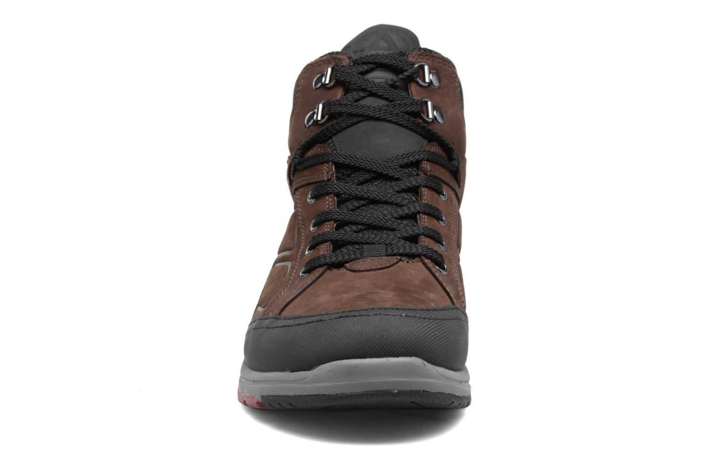 Chaussures de sport Allrounder by Mephisto Cheiron Tex Marron vue portées chaussures
