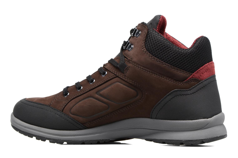 Chaussures de sport Allrounder by Mephisto Cheiron Tex Marron vue face