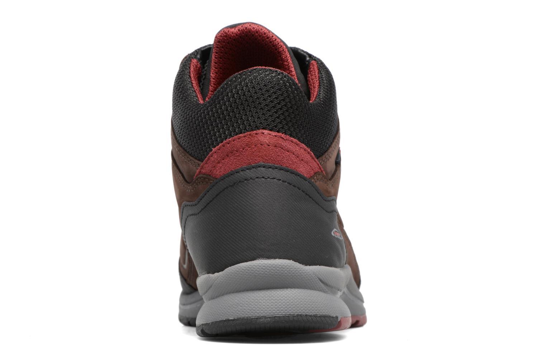 Chaussures de sport Allrounder by Mephisto Cheiron Tex Marron vue droite