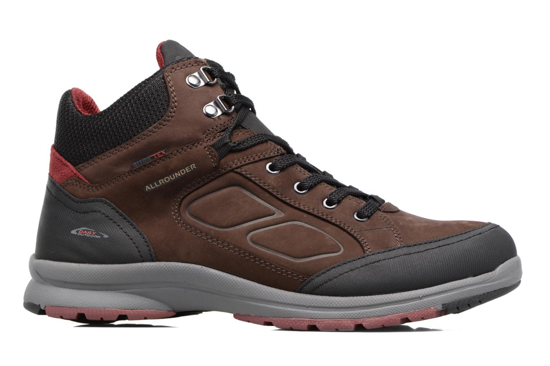 Chaussures de sport Allrounder by Mephisto Cheiron Tex Marron vue derrière