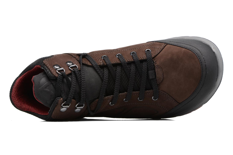 Chaussures de sport Allrounder by Mephisto Cheiron Tex Marron vue gauche