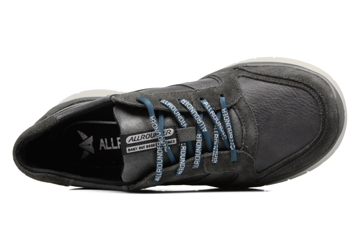 Chaussures à lacets Allrounder by Mephisto Lucaya Bleu vue gauche