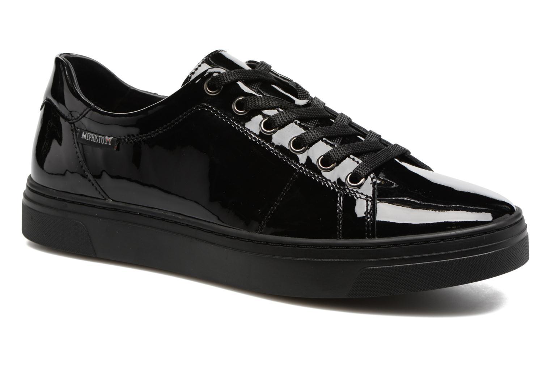 Sneakers Mephisto Arcadia Zwart 3/4'