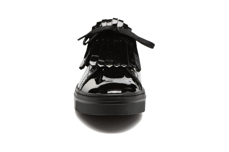 Sneakers Mephisto Arcadia Zwart model