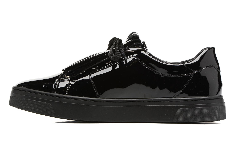 Sneakers Mephisto Arcadia Zwart voorkant