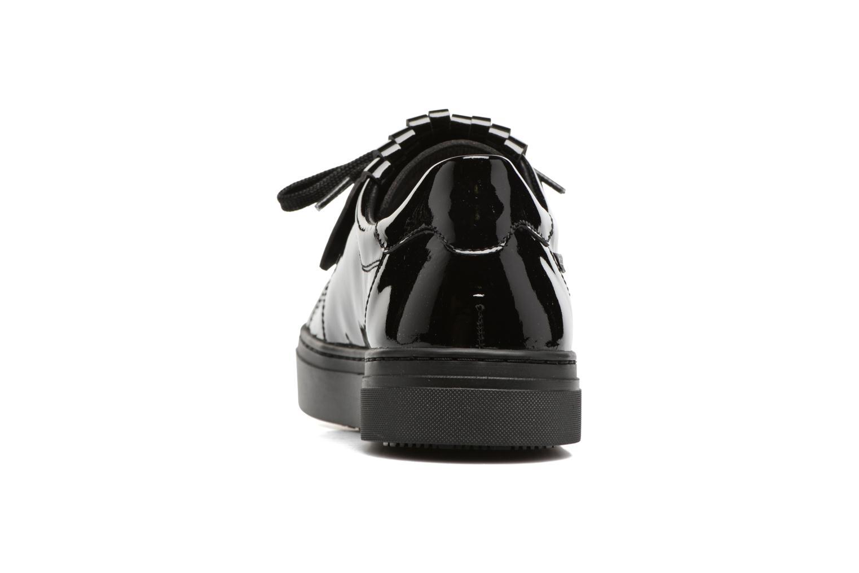 Sneakers Mephisto Arcadia Zwart rechts