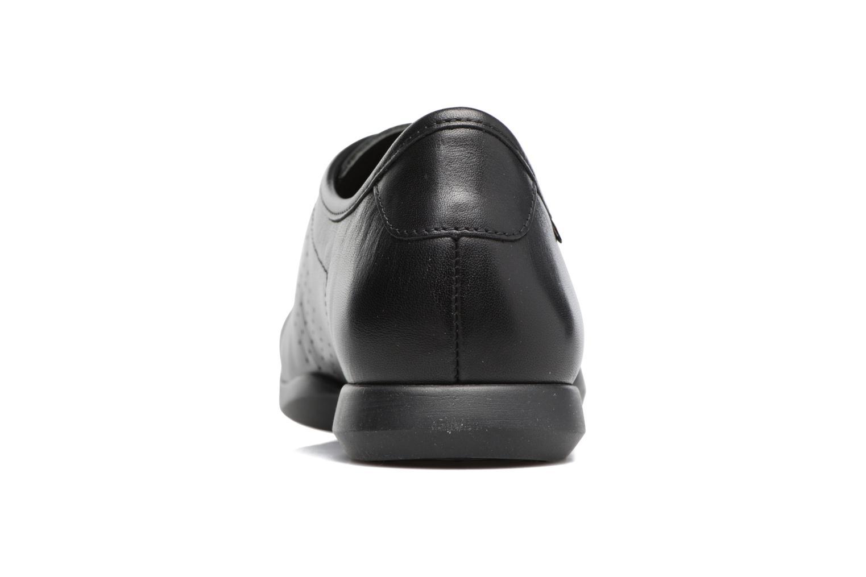 Baskets Mephisto Cosima Noir vue droite