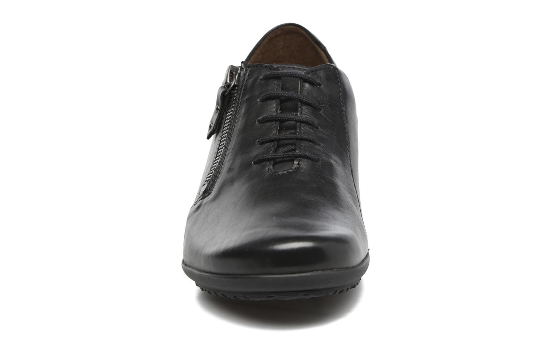 Chaussures à lacets Mephisto Fatima Noir vue portées chaussures
