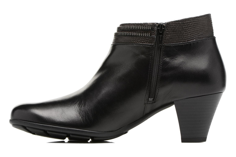 Boots en enkellaarsjes Mephisto Britie Zwart voorkant