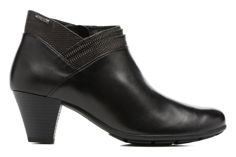 Bottines et boots Mephisto Britie Noir vue derrière