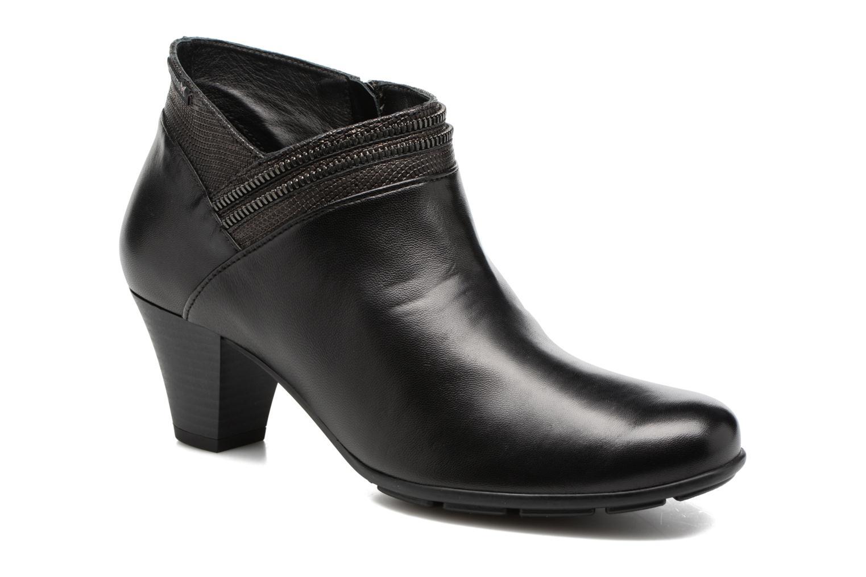 Boots en enkellaarsjes Mephisto Britie Zwart detail