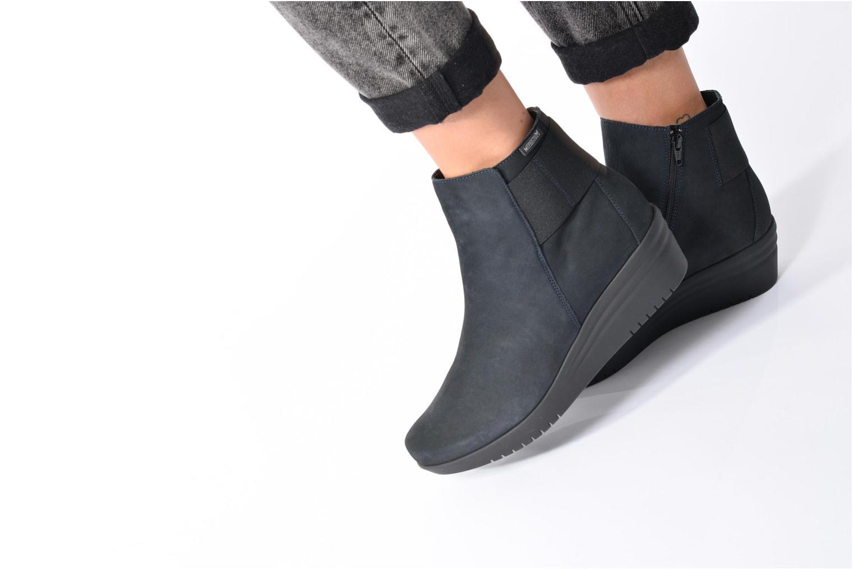 Grandes descuentos últimos zapatos Mephisto Gabriella (Azul) - Botines  Descuento
