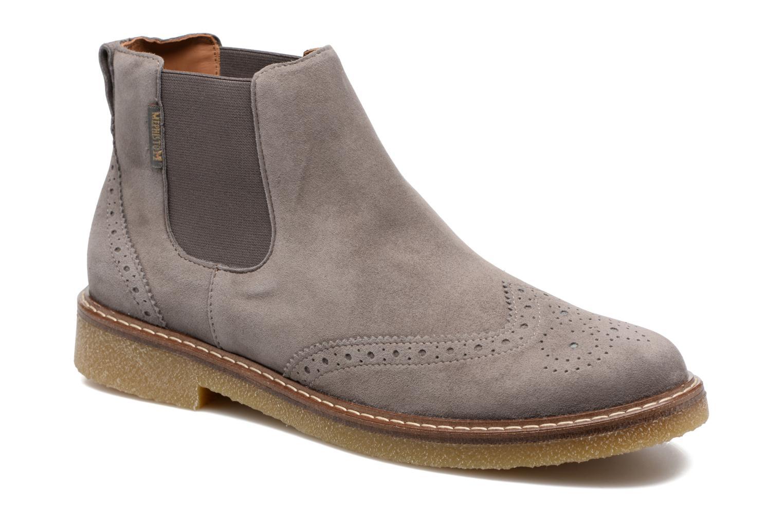 Grandes descuentos últimos zapatos Mephisto Felicita (Gris) - Botines  Descuento
