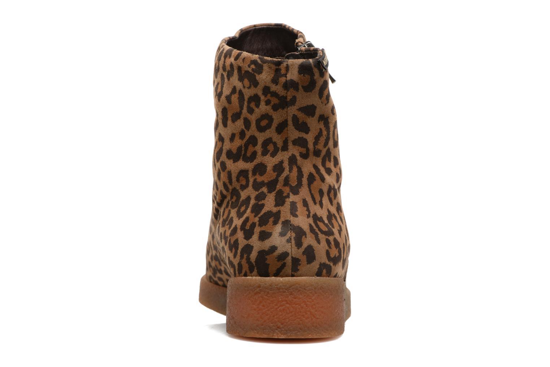 Bottines et boots Mephisto Cassandra Marron vue droite