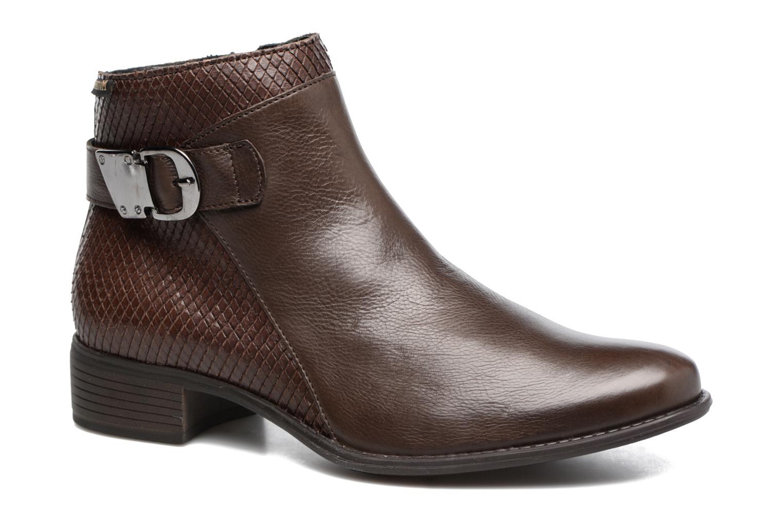 Grandes descuentos últimos zapatos Mephisto Emeline (Marrón) - Botines  Descuento