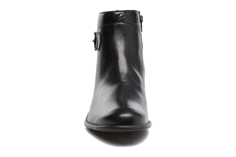 Bottines et boots Mephisto Emeline Noir vue portées chaussures