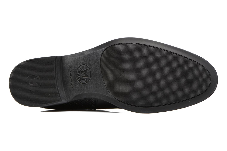 Bottines et boots Mephisto Emeline Noir vue haut