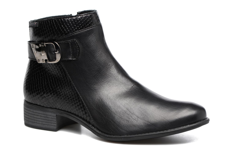 Bottines et boots Mephisto Emeline Noir vue détail/paire