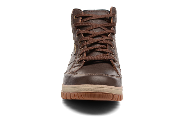 Bottines et boots Mephisto Paddy Marron vue portées chaussures