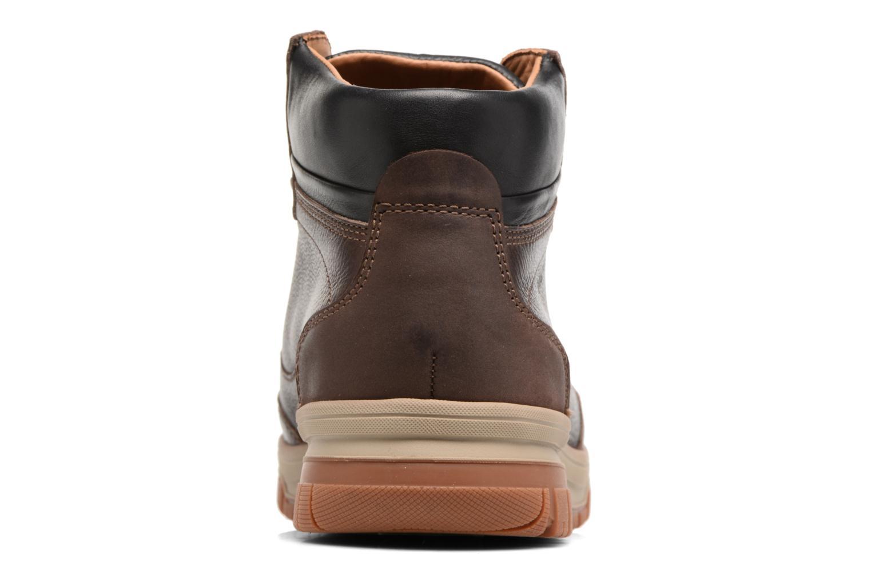Bottines et boots Mephisto Paddy Marron vue droite