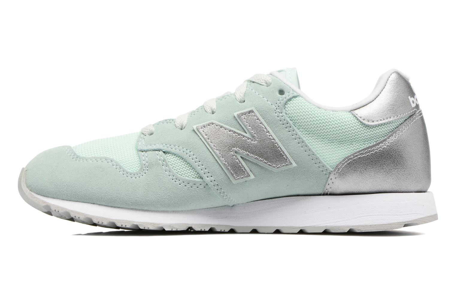Dusted Peach New Balance WL520 (Rose)