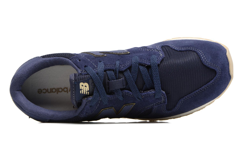 Baskets New Balance WL520 Bleu vue gauche