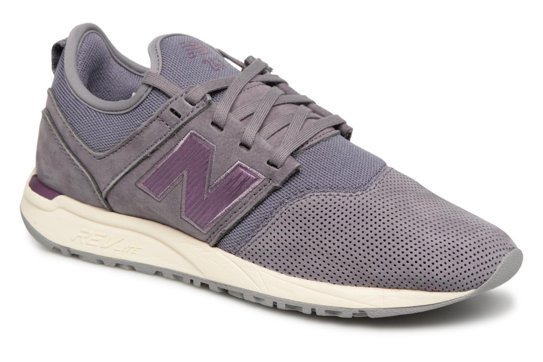 Grandes descuentos últimos zapatos New Balance WRL247 (Violeta     ) - Deportivas Descuento