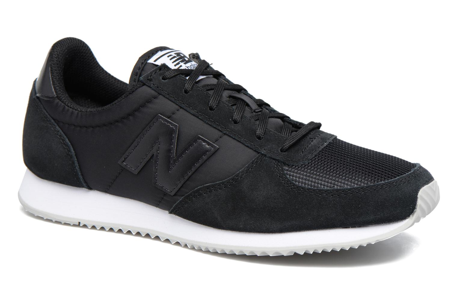 Sneakers New Balance WL220 Zwart detail