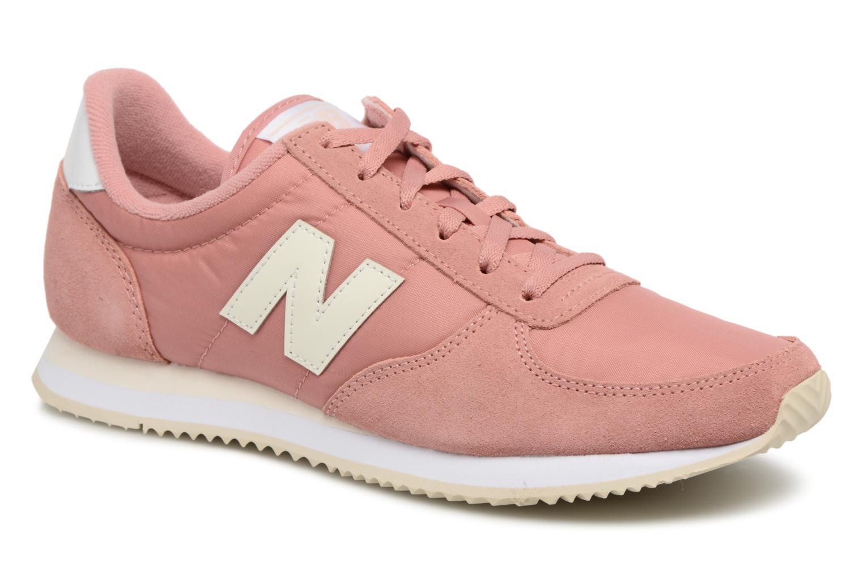 Grandes descuentos últimos zapatos New Balance WL220 (Rosa) - Deportivas Descuento