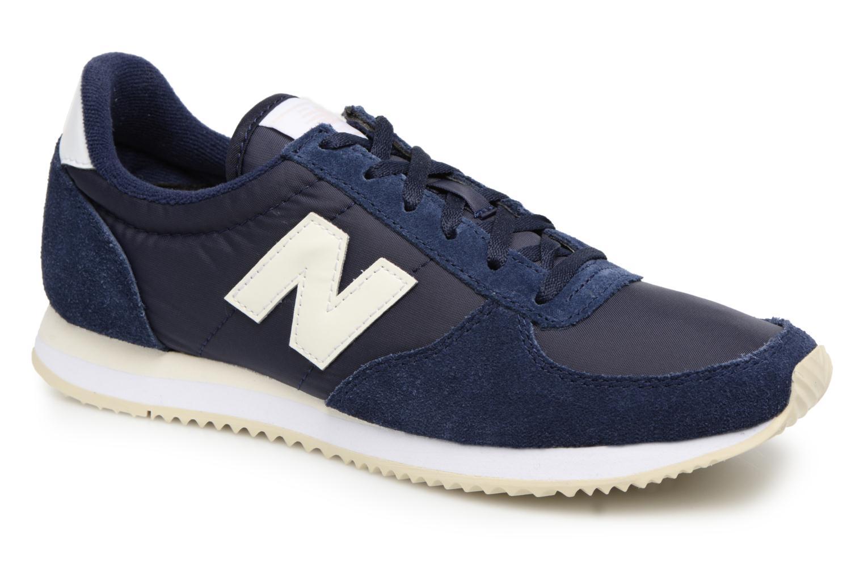 Descuento de la marca New Balance WL220 (Azul) - Deportivas en Más cómodo