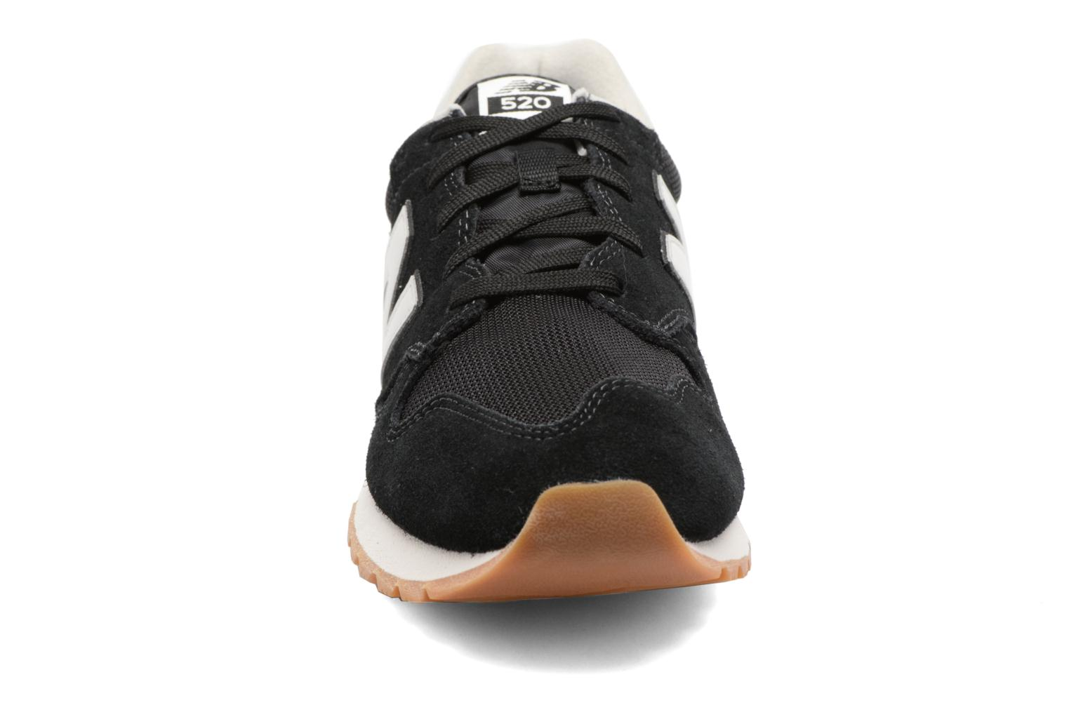 Sneakers New Balance U520 Zwart model