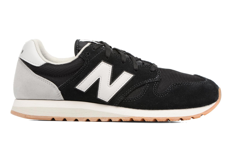 Sneakers New Balance U520 Zwart achterkant