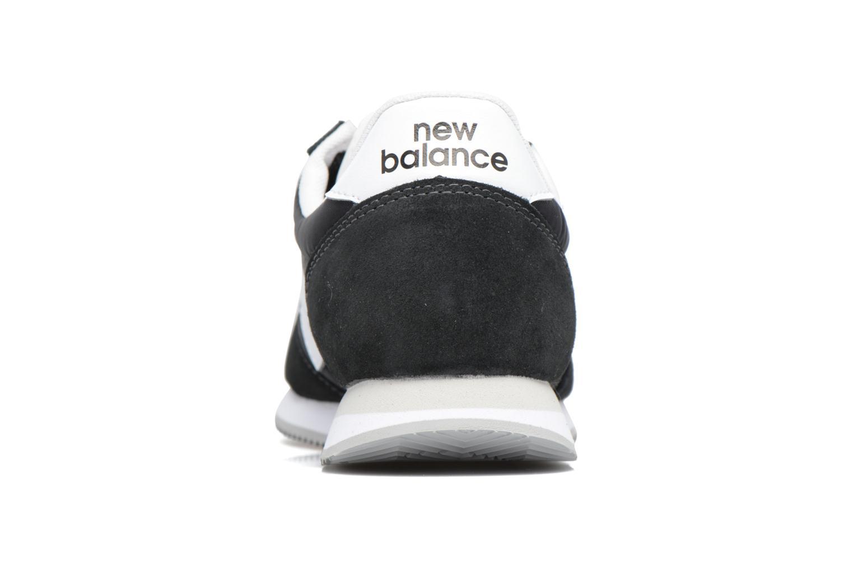 Baskets New Balance U220 Noir vue droite