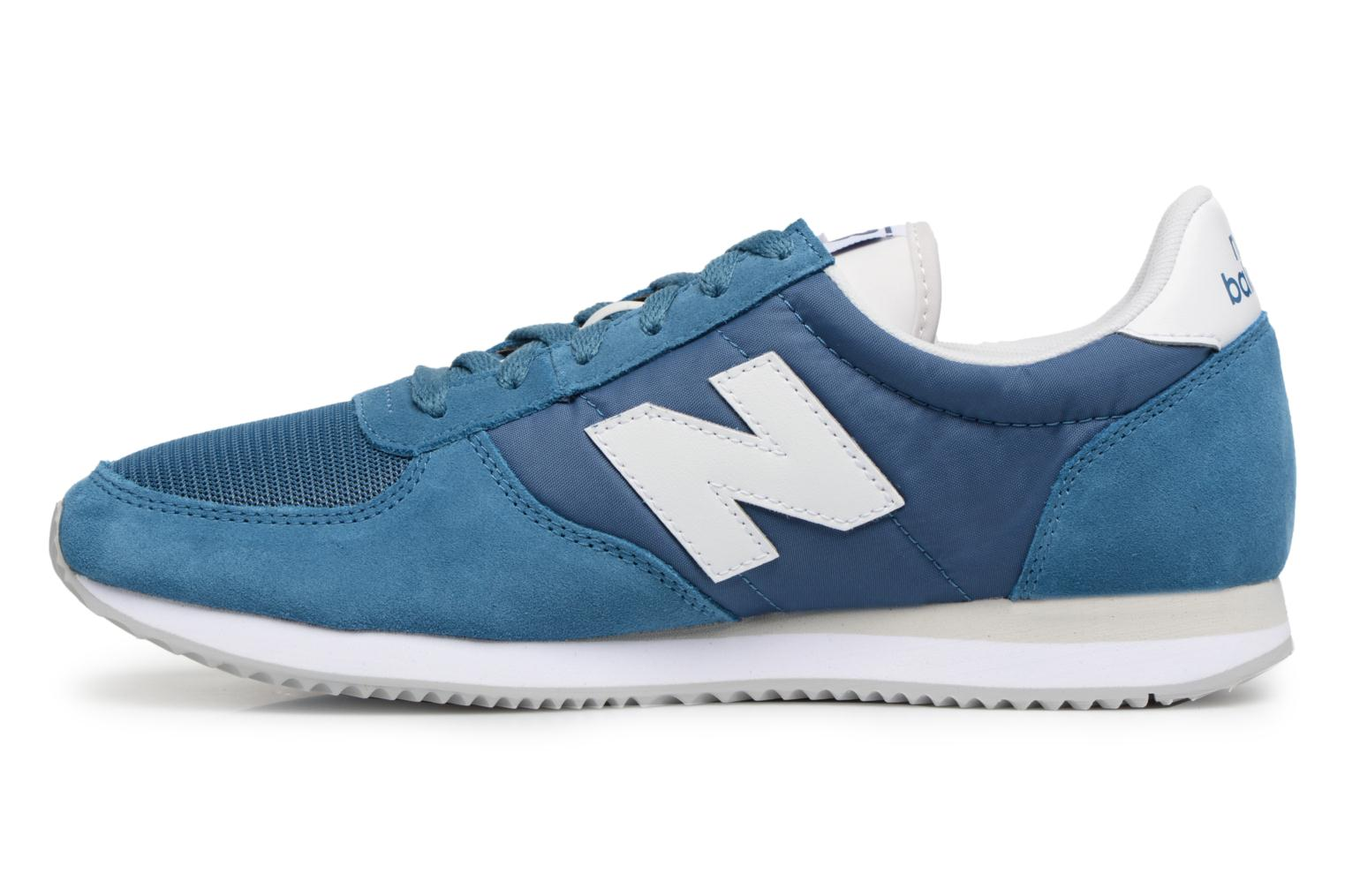 Light blue New Balance U220 (Bleu)