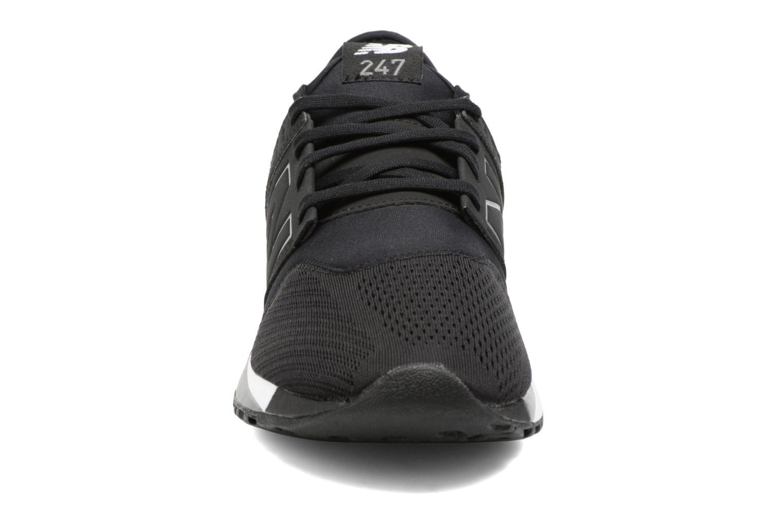 Baskets New Balance MRL247 Noir vue portées chaussures