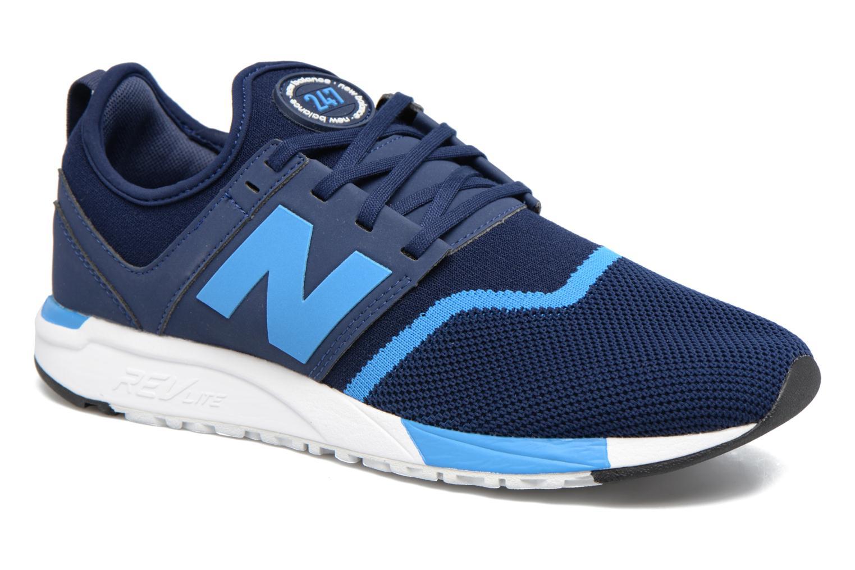 Sneakers New Balance MRL247 Blauw detail