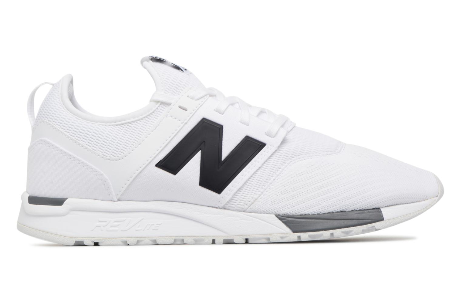 Sneakers New Balance MRL247 Wit achterkant