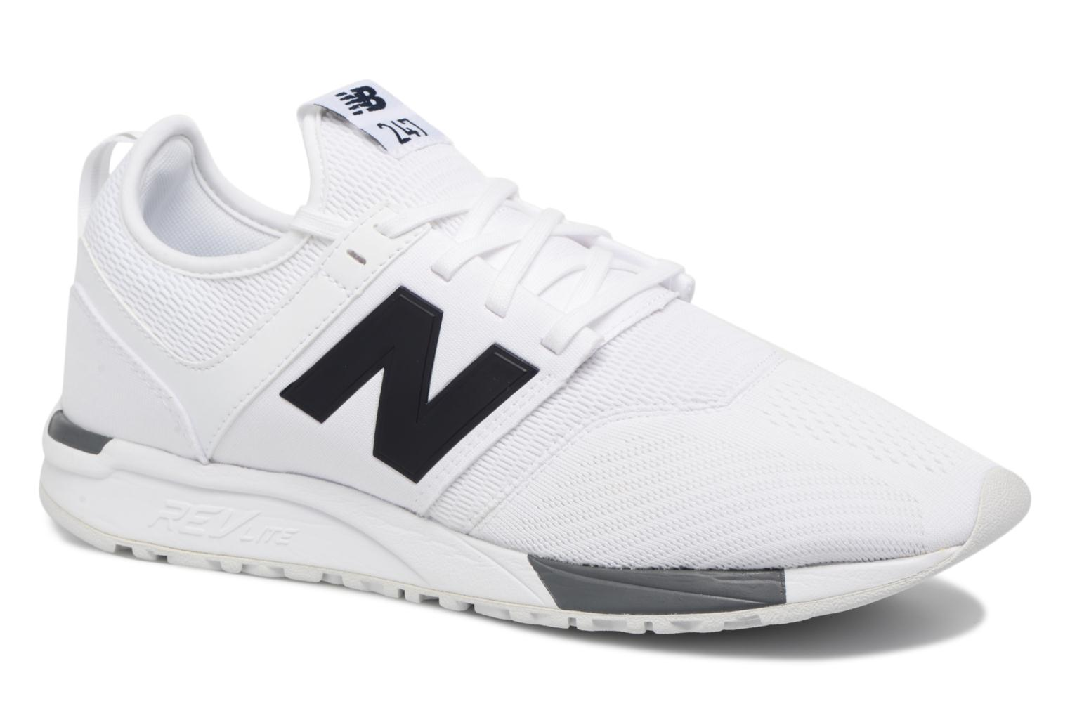 Sneakers New Balance MRL247 Wit detail