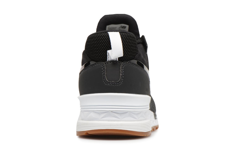 Sneakers New Balance MS574 Zwart rechts