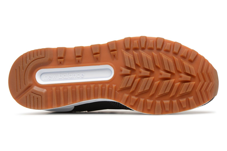Sneakers New Balance MS574 Zwart boven