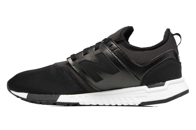 Sneakers New Balance WRL247 B Nero immagine frontale