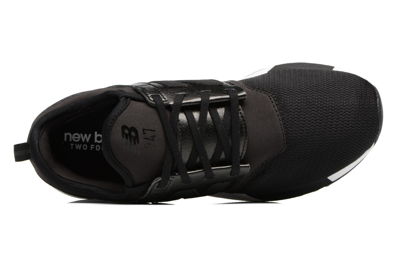 Sneakers New Balance WRL247 B Nero immagine sinistra