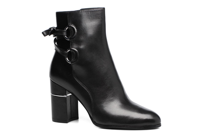 Bottines et boots What For Ross Calf Noir vue détail/paire