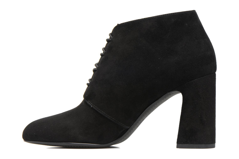 Bottines et boots What For Amy Noir vue face